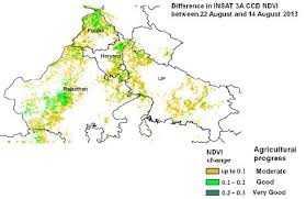🌾 খেতি-বাৰি - Difference in INDAT MA OCD NOVI berce 22 August and 14 August 2013 pt . 1 - 0 . 1 0 . 1 - 0 . Agricultural progress Moderate Good Very Good - ShareChat
