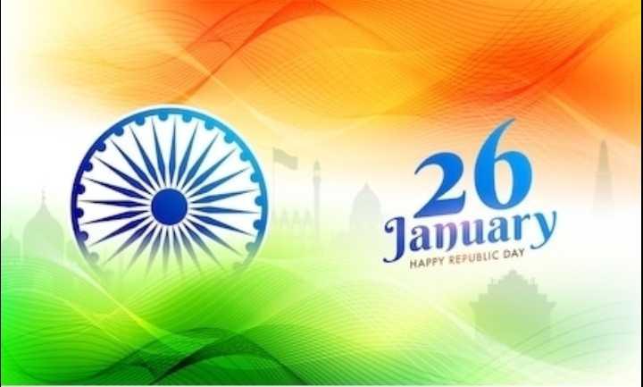 🙏গণতন্ত্ৰ দিৱসৰ শুভেচ্ছা - 26 . January HAPPY REPUBLIC DAY - ShareChat