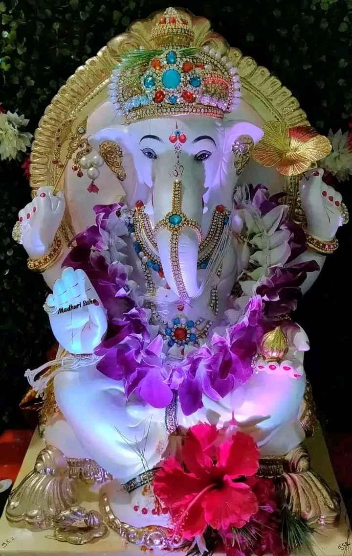 গনেশ - DU Madhuri Saha 55 - ShareChat