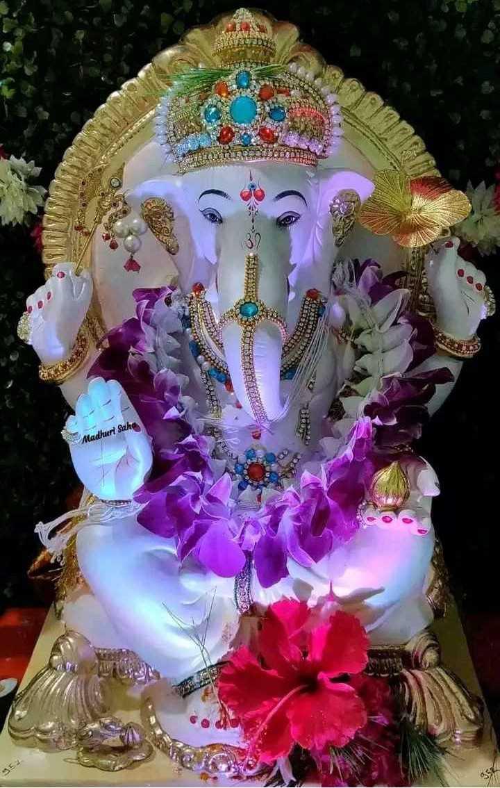 গনেশ - 021 Madhu Saha 95 % - ShareChat