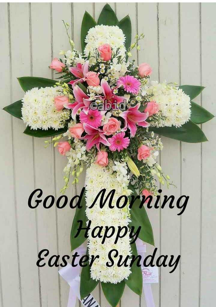 গুড ফ্ৰাইডে⛪ - 9 41 Good Morning Happy Easter Sunday - ShareChat