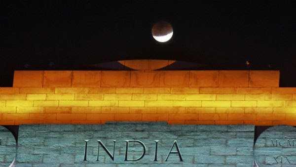 চন্দ্র গ্রহণ  🌗 - INDIA - ShareChat