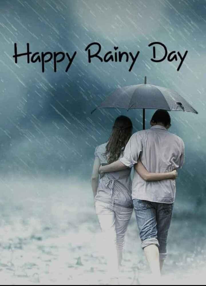 ছাতা মাথায় সেলফি ☔️ - Happy Rainy Day - ShareChat
