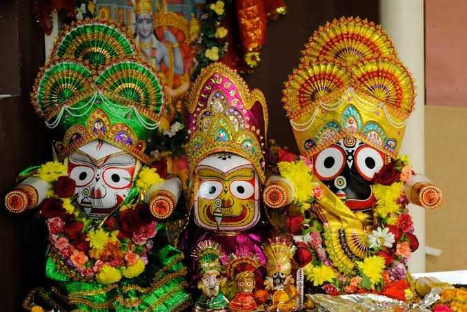জগন্নাথের মন্দির  🏚 - ShareChat