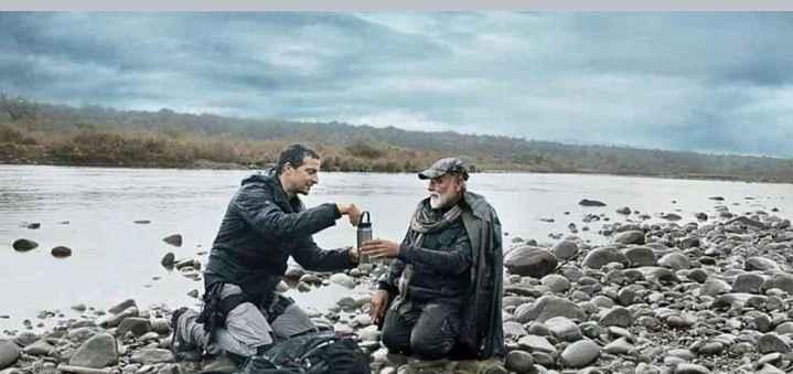 ডিসকভারি তে মোদী  📺 - ShareChat