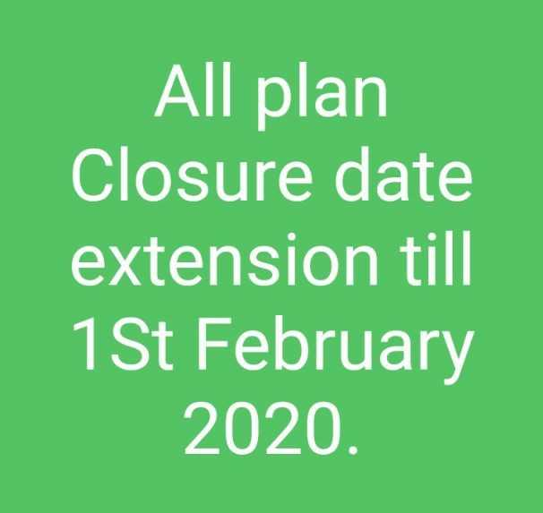 ধুনোচি নাচ - All plan Closure date extension till 1St February 2020 . - ShareChat