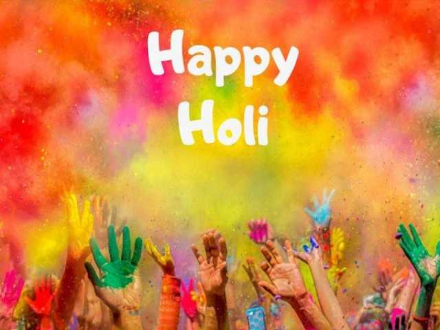 🎤নাচ ও গান - Happy Holi - ShareChat