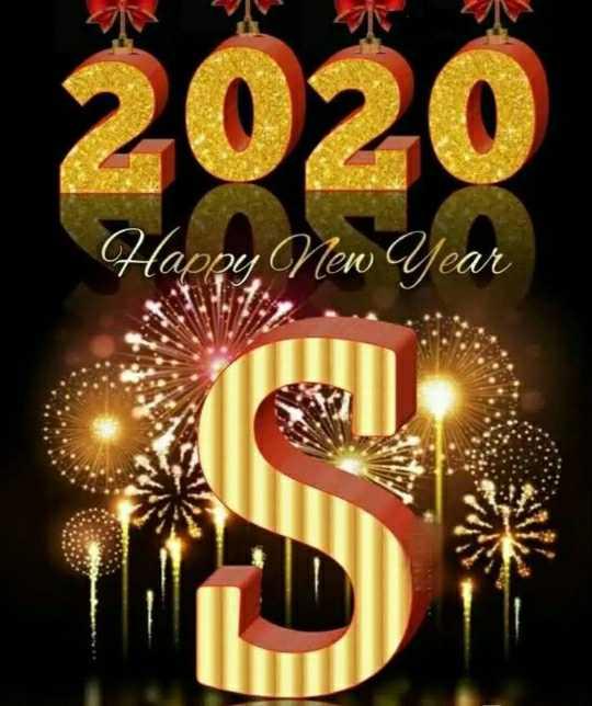 🎆 নিউ ইয়ার শুভেচ্ছা 🎆 - 2020 Happy New Year - ShareChat