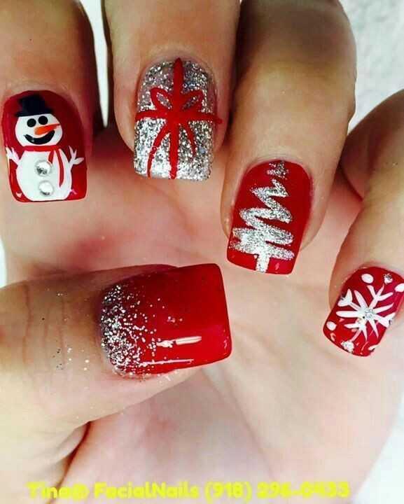 নেইল আর্ট - n ec Nails - ShareChat