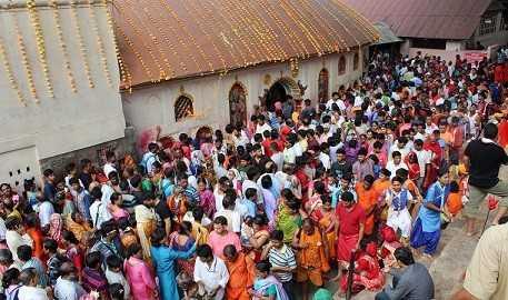 পবিত্ৰ অম্বুবাচী মেলা - NU - ShareChat