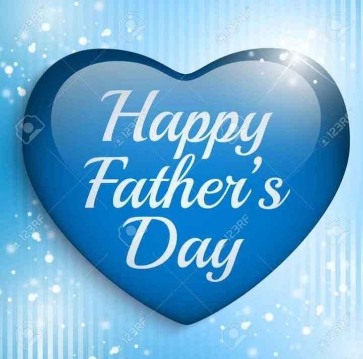 ফাদার্স ডে শুভেচ্ছা  🙏🏽 - 23RF Happy 0123R Father ' s 123RF Day 123RF - ShareChat
