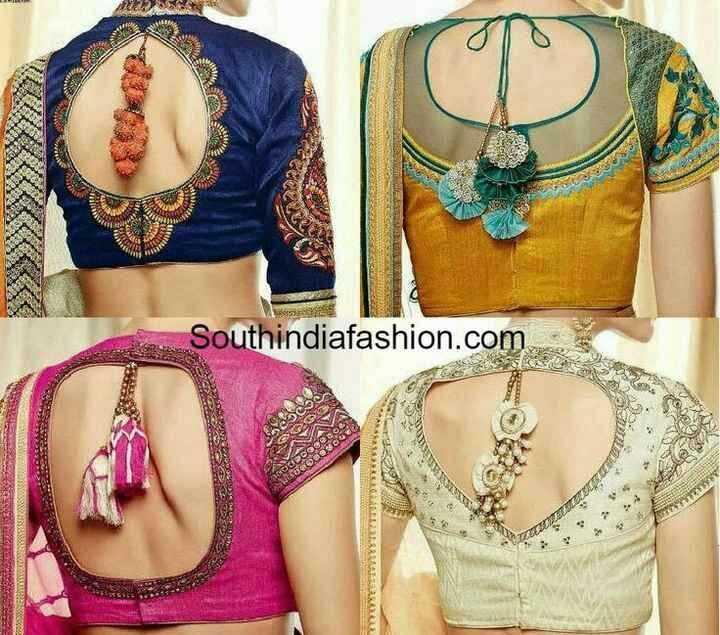 👗ফ্যাশন - LIH Southindiafashion . com 22 REDUSESTARANI - ShareChat