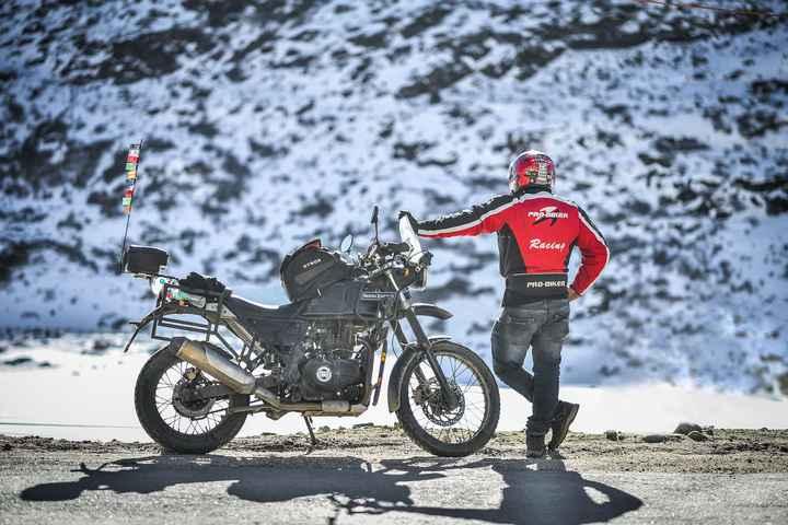 🏍 বাইক লাভাৰছ - PRO - BIKER Racing RYNOX PRO - BIKER ROYAL ENF : - ShareChat