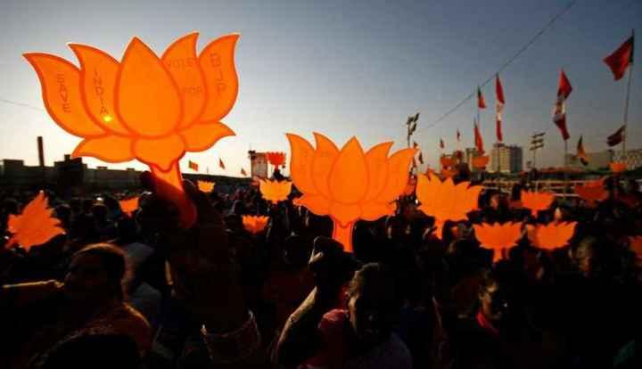 বিজেপি - BJP - m < p OTES - ShareChat