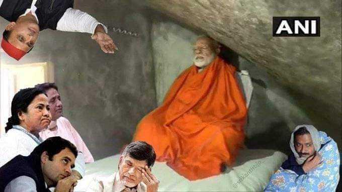 বিজেপি - BJP - ANI stikanthi - ShareChat