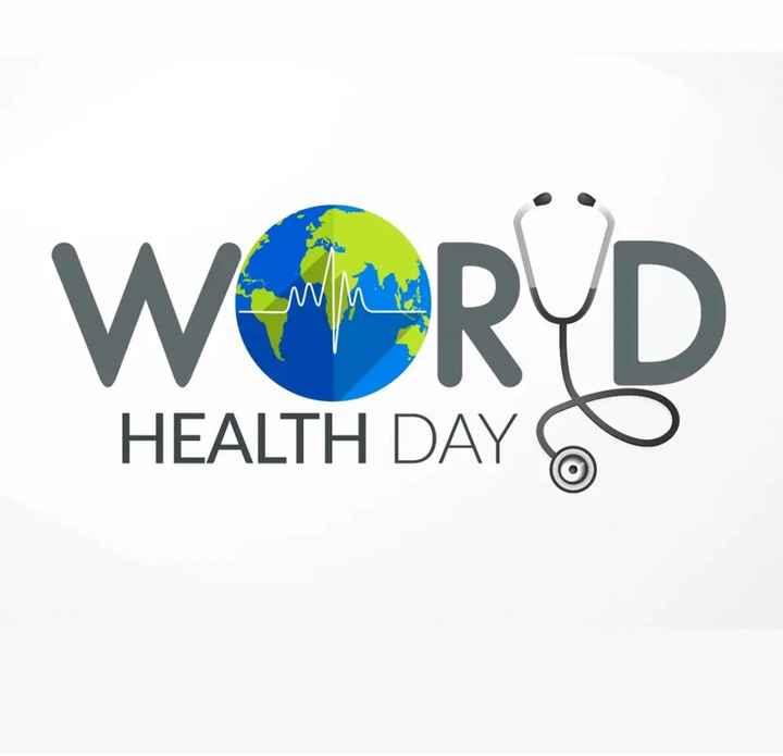 বিশ্ব স্বাস্থ্য দিবস - WOORD HEALTH DAY - ShareChat