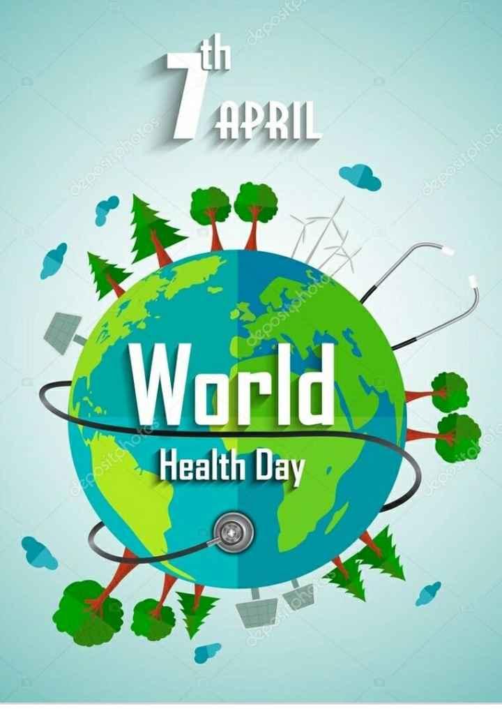 বিশ্ব স্বাস্থ্য দিবস - APRILL APRIL 200SI c World sitcho Health Day - ShareChat