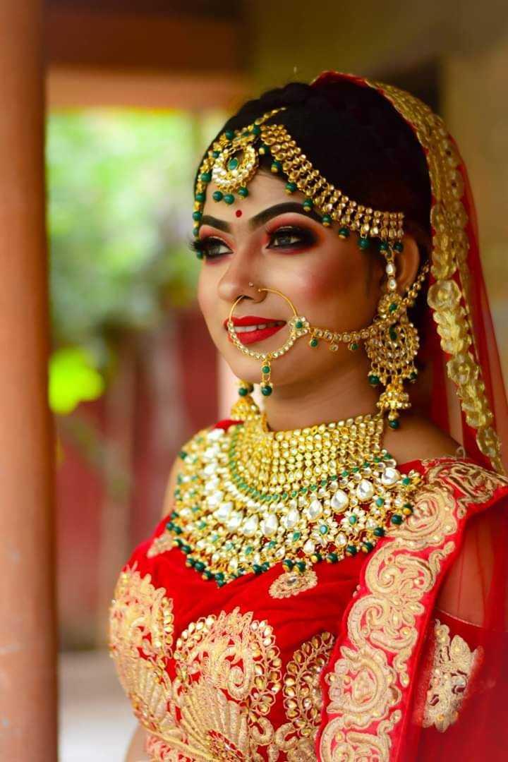 বিয়েবাড়ির সাজ - ShareChat