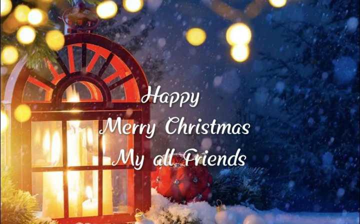 🎅বড়দিনের শুভেচ্ছা 🎄 - Happy Merry Christmas My alt , Friends - ShareChat