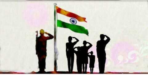 ভারতের পতাকা 🙏 - ShareChat