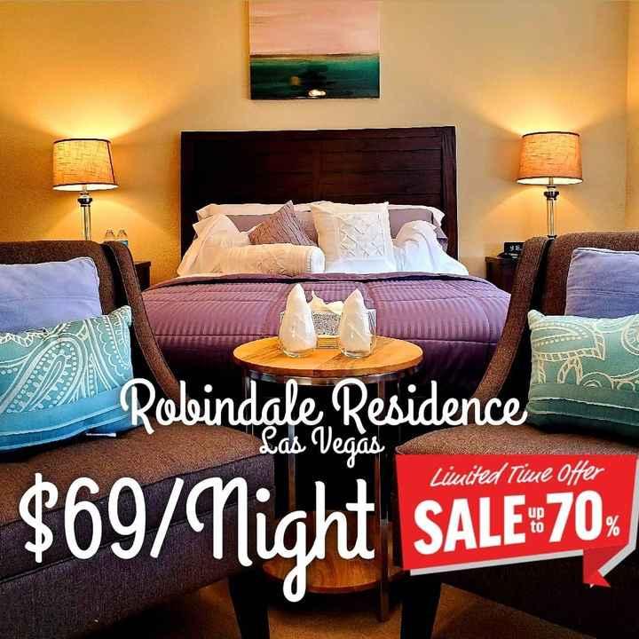 ভ্ৰমণ টিপছ - AAAA eeeeea e OMA VOD 0 we das Vegas Robindale Residence $ 69 / Night SALE - 70 Limited Time Offer SALE * 70 % - ShareChat
