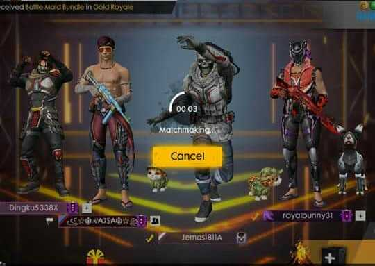 😝মজাদার স্ট্যাটাস - - colved Battle Mold Bundle in Gold Royale 0003 Matchmaking . Cancel Dingku5338X DE SASA royalbunny31 ! Jemasl8l1A - ShareChat