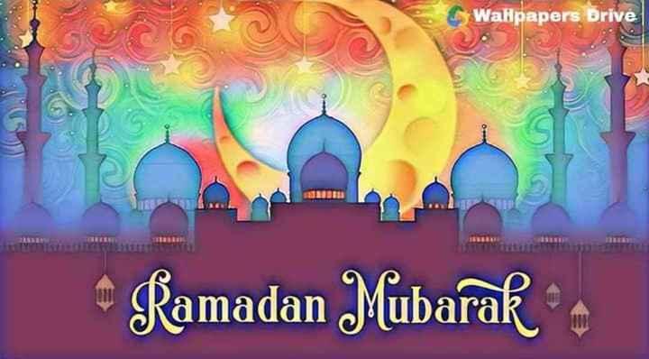 রমজান শায়েরি - Wallpapers Drive Ramadan Mubarak - ShareChat