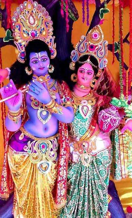 রাধা কৃষ্ণ - NAIBIG > - ShareChat