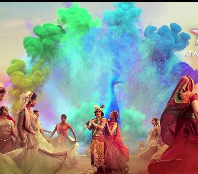 রাধা কৃষ্ণ - STA - ShareChat