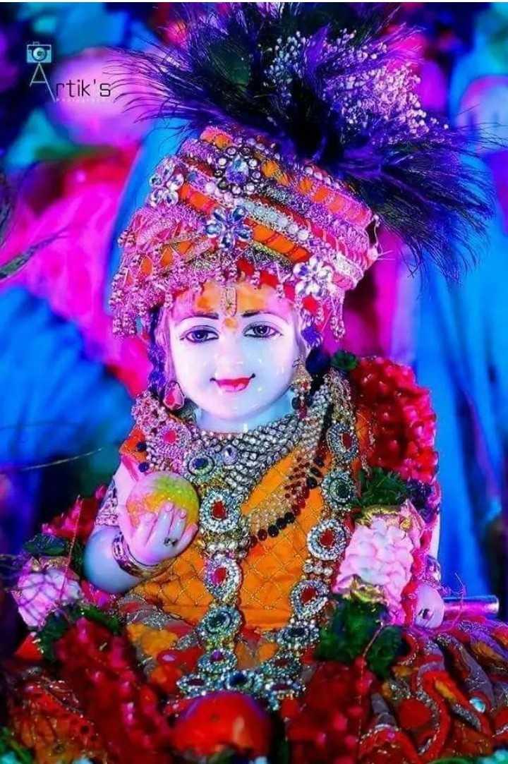 রাধা কৃষ্ণ - Artik ' s - ShareChat