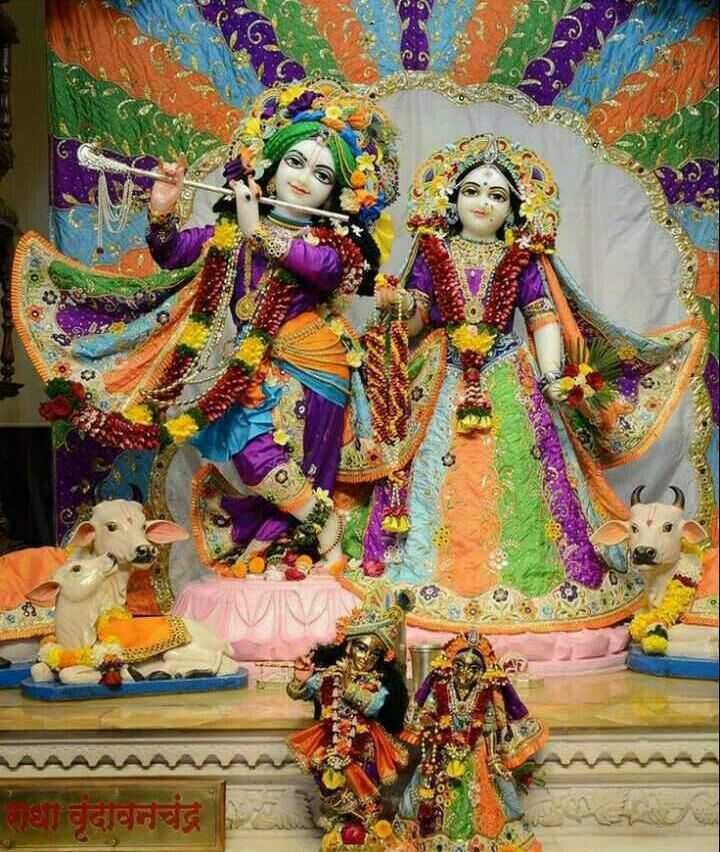 রাধা কৃষ্ণ - वाधा दावनचंद्र - ShareChat
