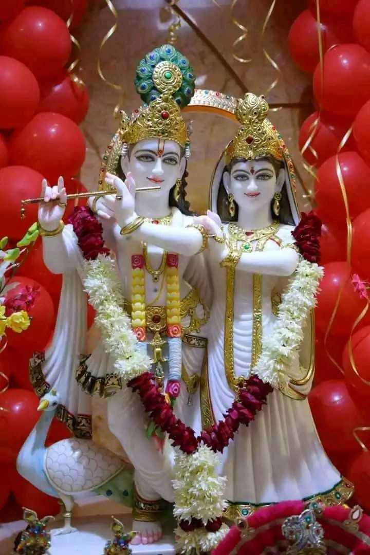রাধা কৃষ্ণ - F : - - - - ShareChat