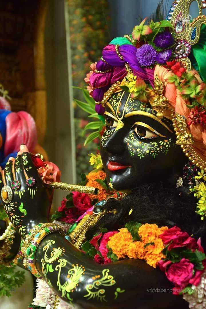 রাধা কৃষ্ণ - 7 vrindabanbna om - ShareChat