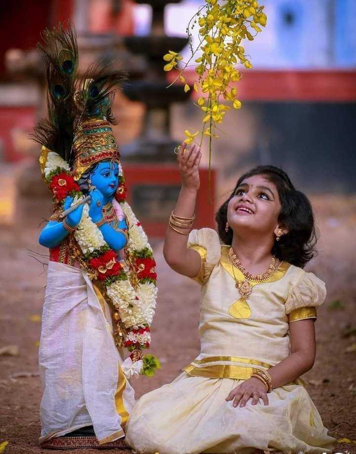 রাধা কৃষ্ণ - WWW - ShareChat