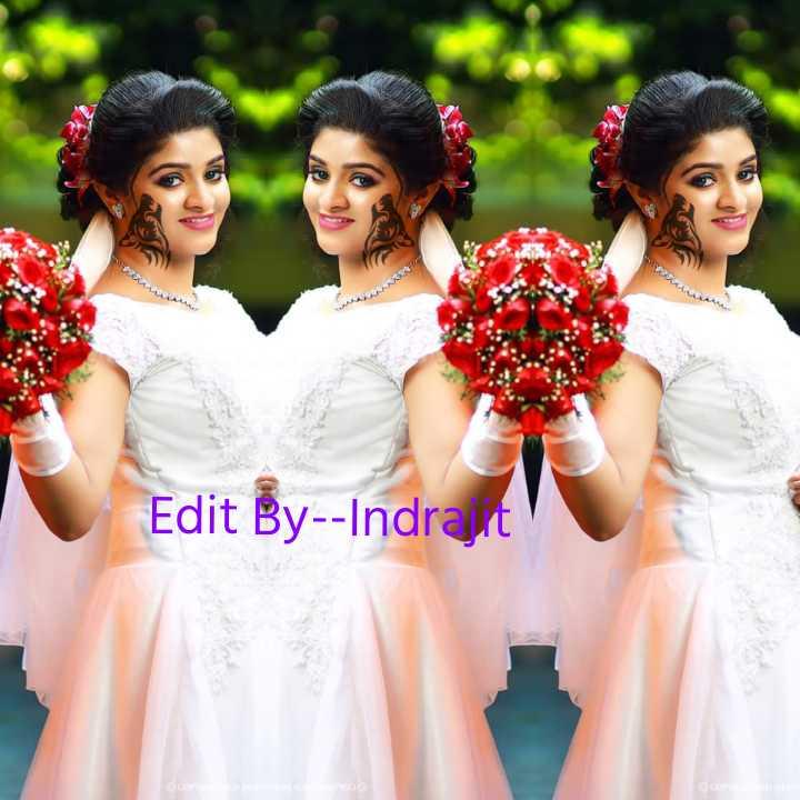 💑রোমান্টিক ছবি - Edit By - - Indrajit - ShareChat