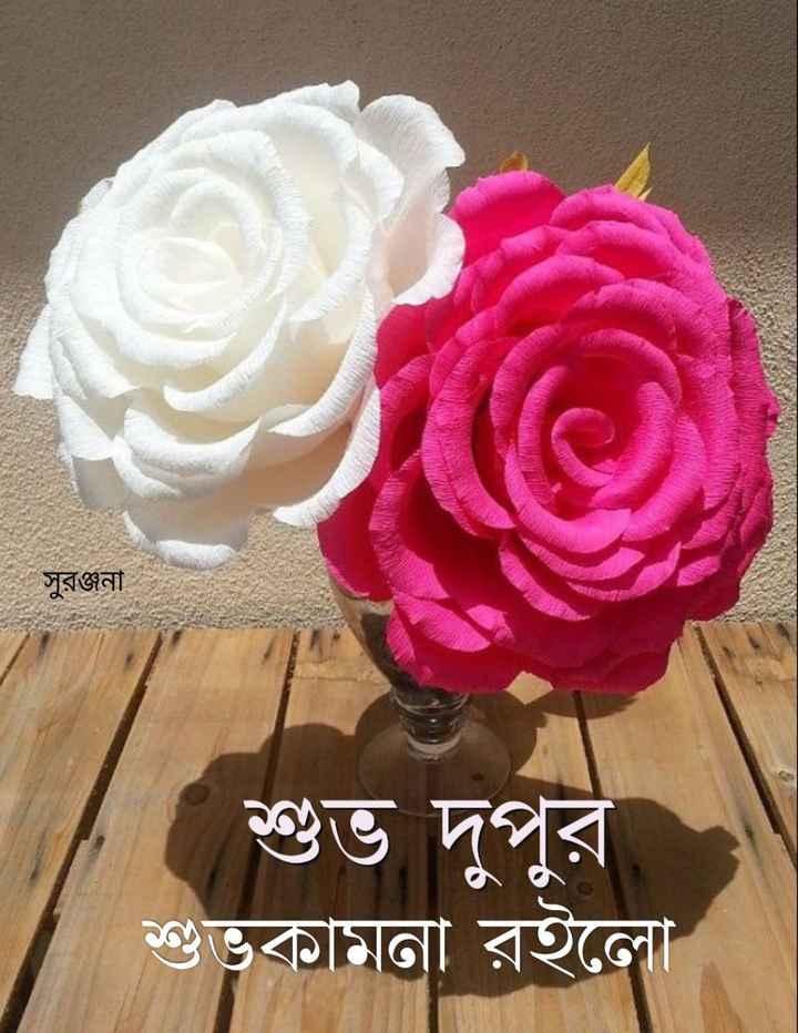 🌝শীতের দুপুর🌞 - সুরঞ্জনা শুভ দুপুর শুভকামনা রইলাে - ShareChat