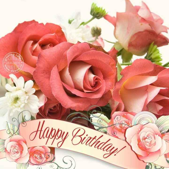 🙌শুভকামনা - cing ca 6411 * 28 XII . 99121 ) * davr Do Hannu D . Happy Birthday - ShareChat