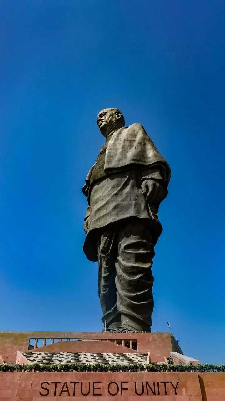 🙌শুভকামনা - STATUE OF UNITY - ShareChat