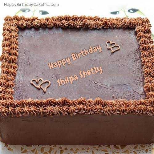 শুভ জন্মদিন শিল্পা শেট্টি - HappyBirthday CakePic . com Happy Birthday B 3 Shilpa Shetty - ShareChat