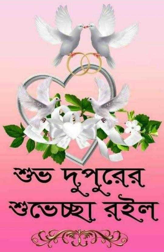 🌝শুভ দুপুর - শুভ দুপুরের শুভেচ্ছা রইল - ShareChat