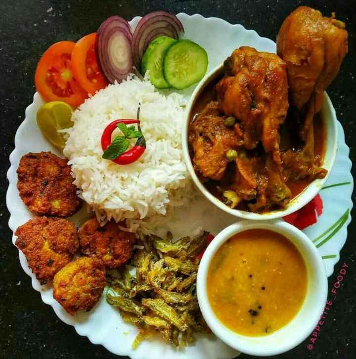 🌝শুভ দুপুর - Là APPETTE FOODY . - ShareChat