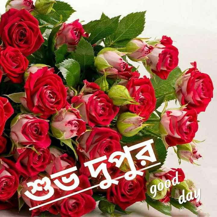🌝শুভ দুপুর - দলর good day - ShareChat