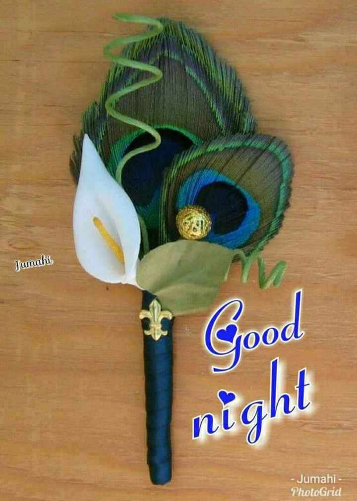 🌑শুভ রাত্রি - Jumahi Good night - Jumahi PhotoGrid - ShareChat