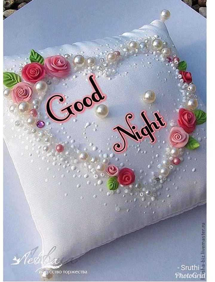 🌑শুভ রাত্রি - : Good Night Sisha - biz . livemaster . ru Neoba Рисусство торжества - Sruthi - PhotoGrid - ShareChat