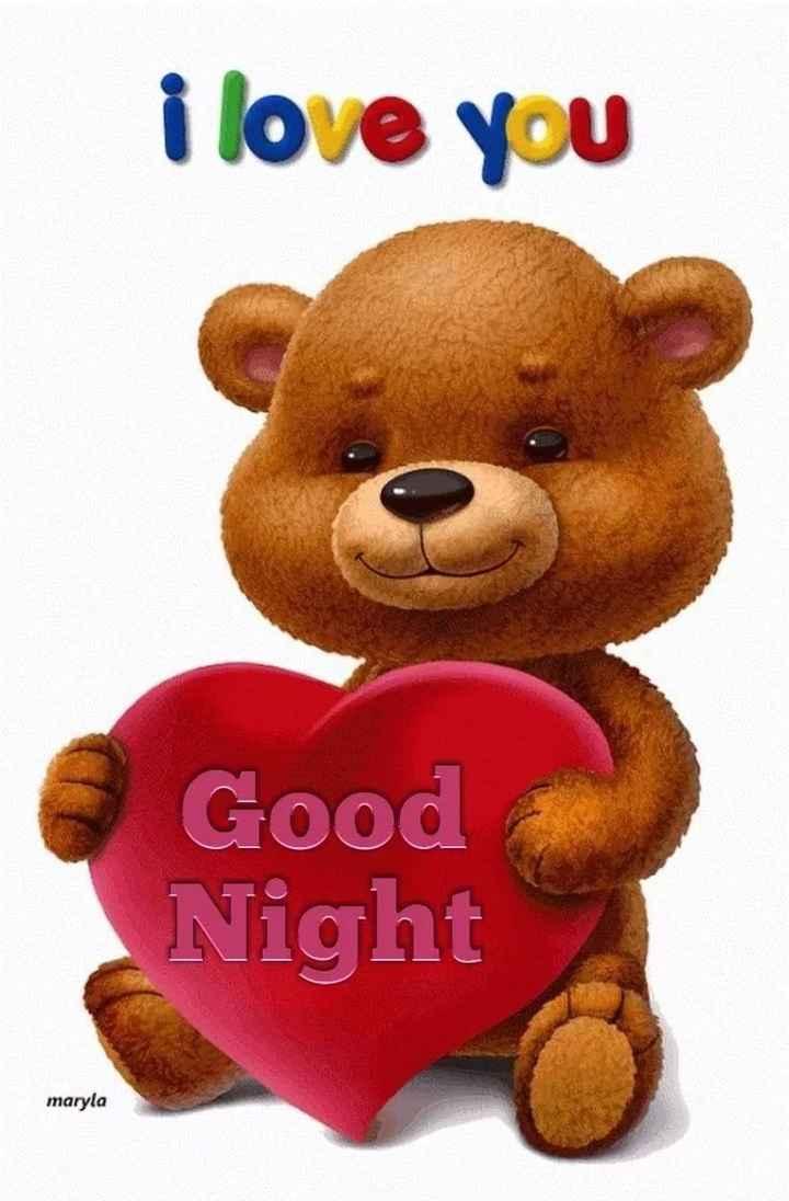 শুভ রাত্রি - i love you Good Night maryla - ShareChat