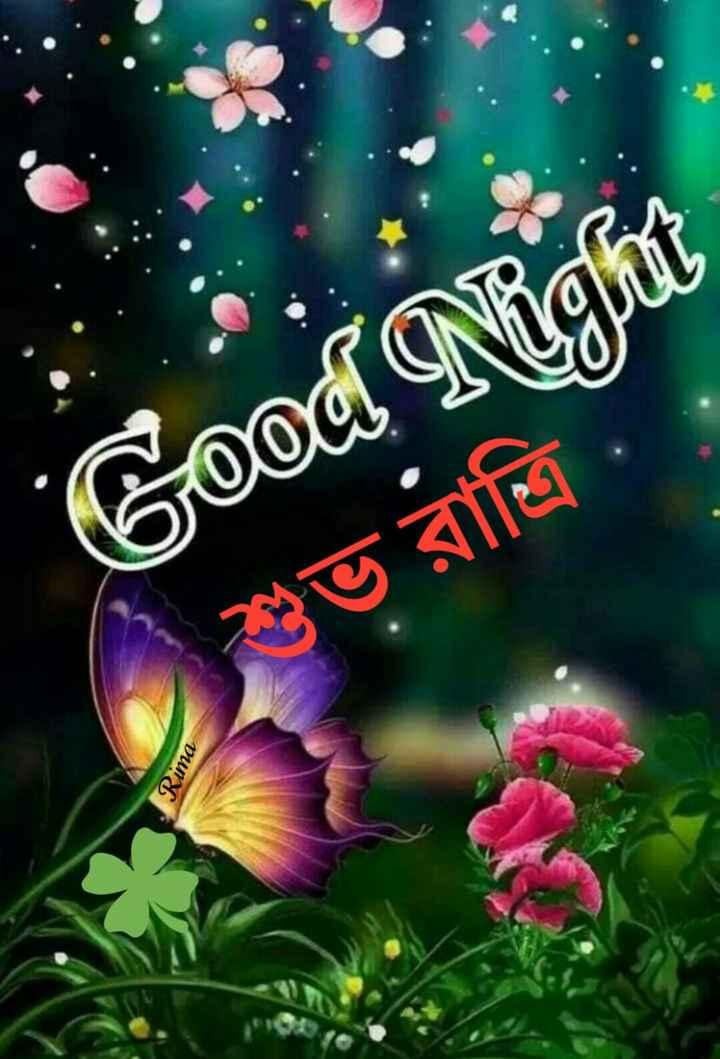 🌑শুভ রাত্রি - Good Night শুভ রাত্রি , Rima - ShareChat