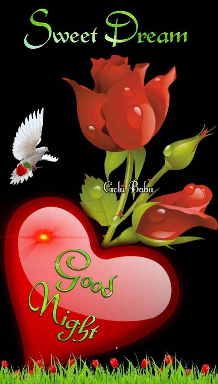 🌑শুভ রাত্রি - Sweet Dream Golu Babu Jood Chight - ShareChat