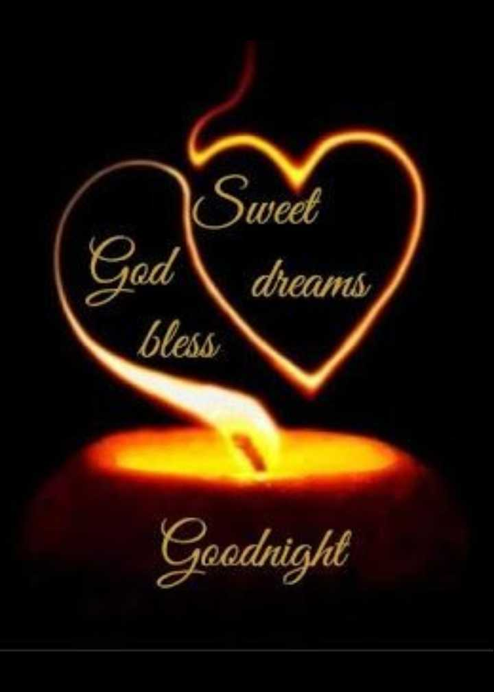 🌑শুভ রাত্রি - weet God bless dreams Goodnight - ShareChat