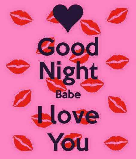 🌑শুভ রাত্রি - Good Night Babe Love You - ShareChat