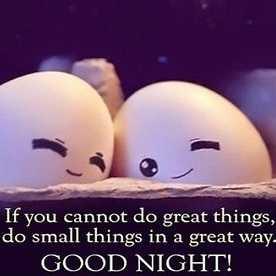 🌑শুভ রাত্রি - If you cannot do great things , do small things in a great way . GOOD NIGHT ! - ShareChat